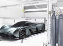 Все 1000-сильные гиперкары Aston Martin AM-RB001 распроданы.Новости Am.ru