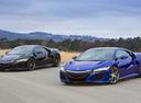 Acura NSX получит четыре новые версии.Новости Am.ru