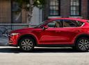 Новая Mazda CX-5 может получить третий ряд сидений.