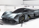 AM-RB 001 – совместный гиперкар Aston Martin и Red Bull Racing.Новости Am.ru