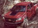 Официальные фотографии Chevrolet Colorado ZR2 - смотреть фото на Am.ru.