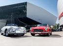 Porsche и  Mercedes  объединились ради скидок для туристов в свои музеи.