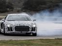 Модели Audi не получат Drift Mode поскольку он бесполезен.