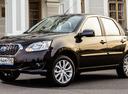 Седан Datsun on-DO получит автомат в октябре.