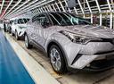 В Турции стартовало производство нового кроссовера Toyota. Новости Am.ru