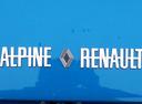 логотип Alpine Renault