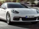 Дилеры Porsche начали приём заказов на гибридную Panamera. Panamera.