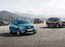 Dacia обновила Logan и Sandero.
