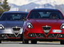 рестайлинг Alfa Romeo Giulietta