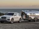 Bentley впервые в своей истории предложила заводской фаркоп.Новости Am.ru
