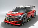 Citroen C3 WRC рассекретили перед автосалоном в Париже.Новости Am.ru