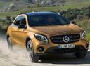 Mercedes-Benz представил обновлённый GLA и AMG GLA45.Новости Am.ru
