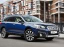 Subaru сдержала цены на Forester и Outback.