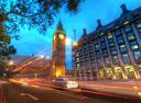 Стоянка в Лондоне  с работающим мотором - под запретом!