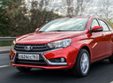 Названы цены на Lada Vesta с мотором 1.8.Новости Am.ru