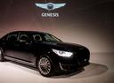 В России дебютировал новый автомобильный бренд Genesis.