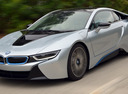 В следующем году BMW i8 ждёт рестайлинг.
