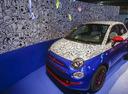 Fiat 500 получил тюнинг в стиле Pepsi.Новости Am.ru