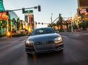В США водители Audi знают, когда загорится красный свет.