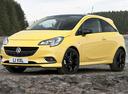 Vauxhall переименовал жёлтый цвет в честь британского пенсионера.Новости Am.ru