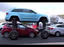 В США нашли отличный способ объезжать пробки.
